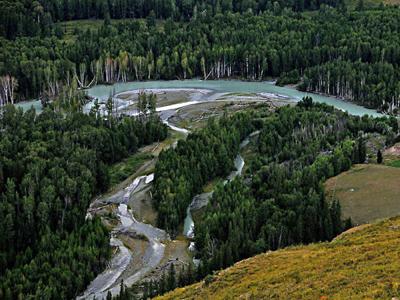 大峡谷之河